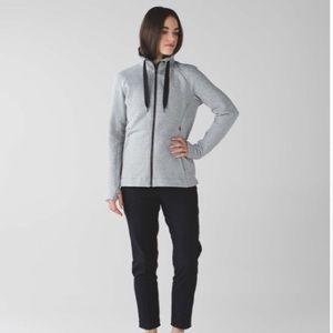 Lululemon & go take off fleece size:4